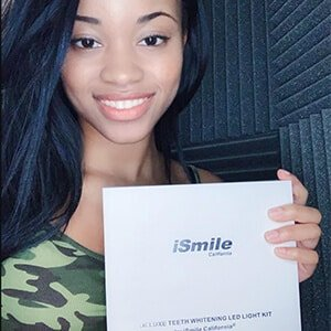 Ismile California Teeth Whitening Kit By Hollywood S Professional